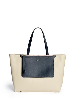 Easy Shopper bi-colour tote bag