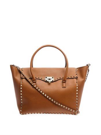 Rockstud shopper bag
